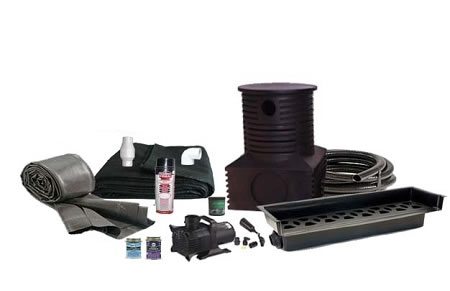 Professional Series Mammoth Pondfree Waterfall Kit