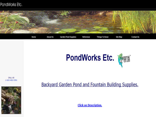 PondWorks Etc