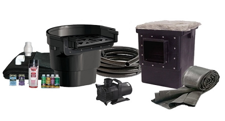 Pro Series Large Pond Kit